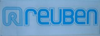 Classic Reuben Sticker