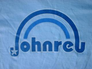 Blue JohnReu Shirt
