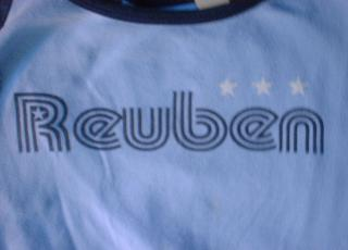 Blue Reuben Shirt